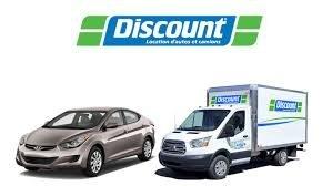 Discount - Location autos et camions Amqui