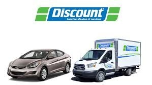 Discount - Location autos et camions Lasalle-Verdun