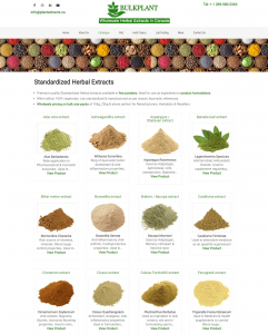 Canada Wholesale Supplier - Herbal Extracts, Essential Oils & Organic Ingredients