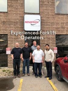 NKS Forklift