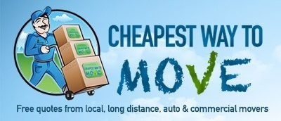 Cheapest Way To Move