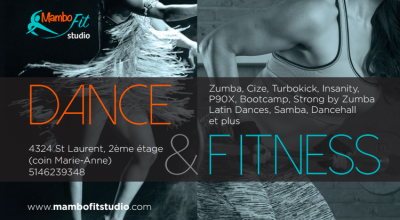 Mambo Fit Studio - Dance and Fitness center