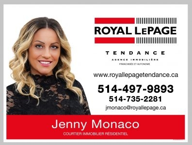 Jenny Monaco - Real Estate Broker