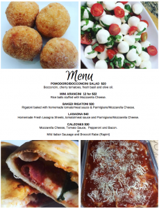 MEAL SERVICE / CATERING: AUTHENTIC HOMEMADE MEALS