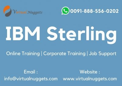 IBM Sterling B2B Online Training