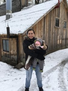 Maple sugar shack in Frelighsburg:Cabane de sucre du Pic Bois