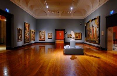 Art Galleries Galore in Sutton