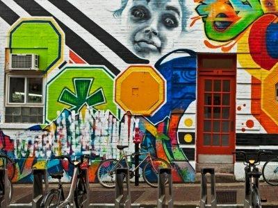 Montreal Underground Graffiti