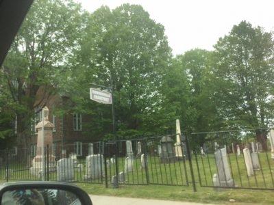 Anglican Church Cowansville