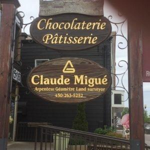 Claude Migue Land Surveyor