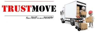 TRUSTMOVE residential and commercial moving services