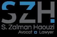 S. Zalman Haouzi, Avocat