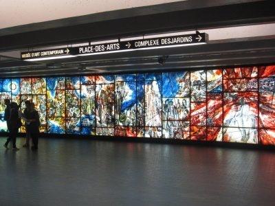 Montreal, city of arts