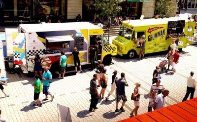 Montreal Food Trucks