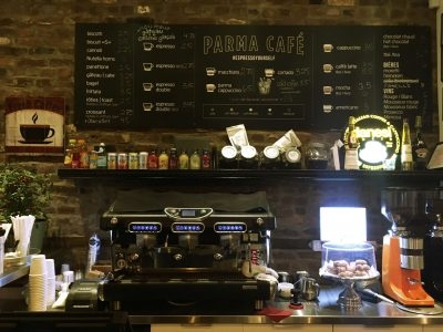 Montreal Cafés