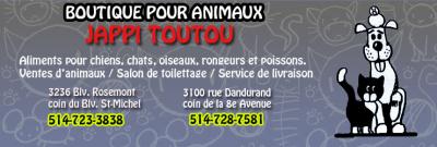 Jappi Toutou