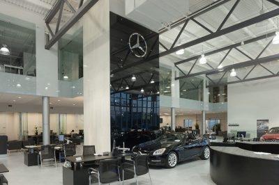 Mercedes-Benz Montréal-Est