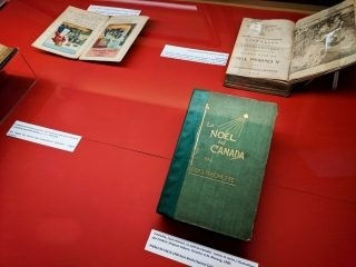 Exhibition | Season's readings: a Christmastime celebration in Rare Books & Special Collections