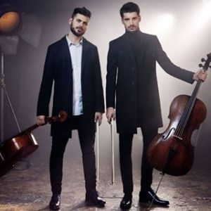 An evening with 2Cellos