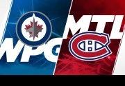 Jets vs. Canadiens