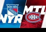 Rangers vs. Canadiens