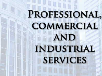 Professional, Commercial, Industrial