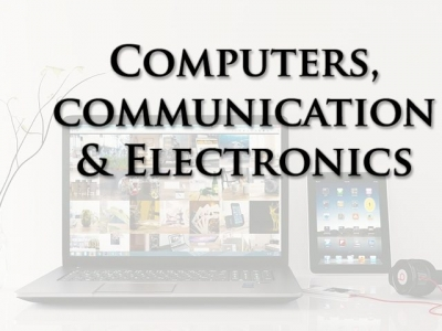 Computers, Communication and Electronics