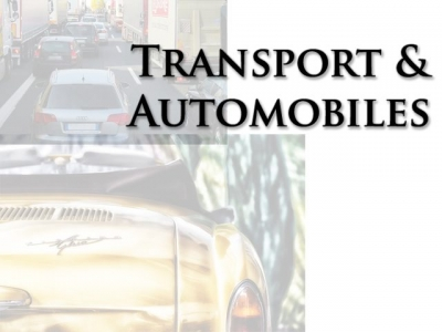 Transport and Automobiles