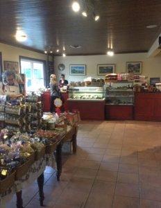 Le musée du chocolate de la confiserie de Bromont