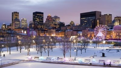 Christmas in Montreal... activities galore