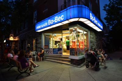 Crème Glacée Bo-Bec