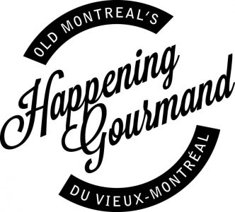 Happening Gourmand - Old Montreal 2018