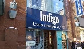 Indigo-Place Montreal Trust