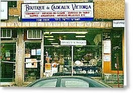 Victoria Gift Shop and Hebrew Bookstore