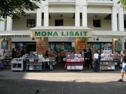 Librairie Mona Lisait