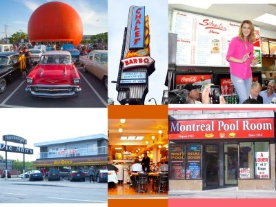 Iconic Restaurants in Montreal