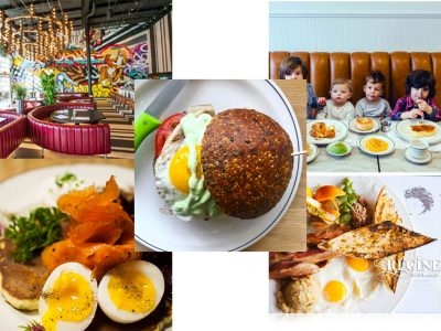Top 5 Brunch Spots in Montreal