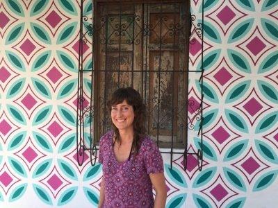 Karina Jacobsen in Montreal