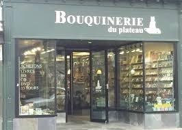 La Bouquinerie du Plateau