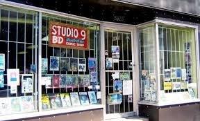Studio 9 Bandes Dessinées