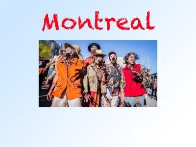 Halloween Costumes Montreal 2020