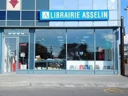 Librairie Asselin